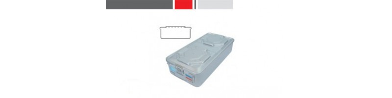 1/1 Size Surticon™ Bio-Barrier Sterilization Containers