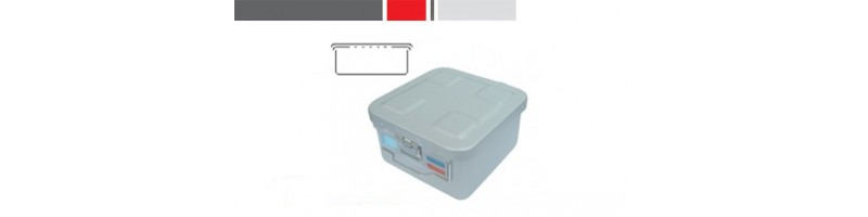 1/2 Size Surticon™ Safe Sterilization Containers