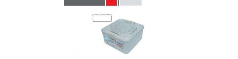 1/2 Size Surticon™ Bio-Barrier Sterilization Containers