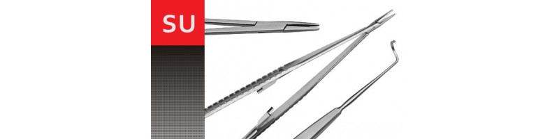 Needle Holders and Suture Instruments