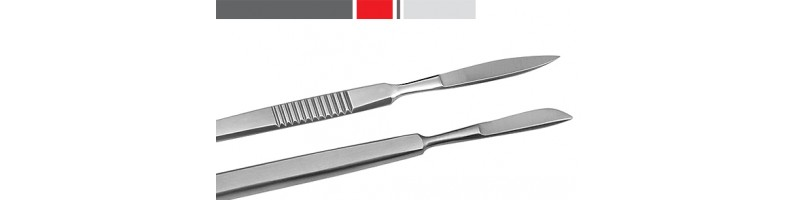 Dissecting and Operating Knives