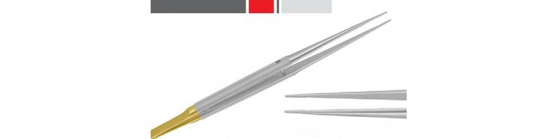 Diam-n-Dust™ Micro Suturing Forceps
