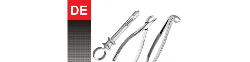 Dental Extraction Instruments