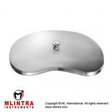 Lid For Kidney Dish Stainless Steel,
