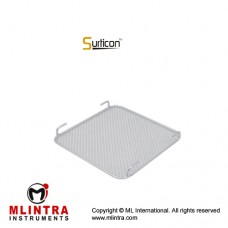 Surticon™ Sterile 1/2 Wire Base Stainless Steel, Size 255 x 255 x 30 mm