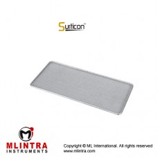 Surticon™ Sterile Mini Model Wire Mesh Base Stainless Steel, Size 270 x 125 mm