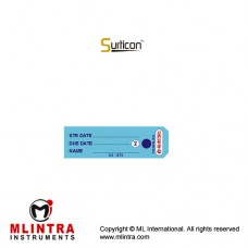 Surticon™ Sterile Paper Label Small - With Indicator (Pack of 100) Paper,