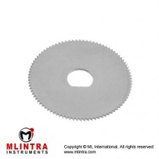Spare Saw Blade Stainless Steel, Standard