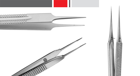 Micro Suturing Forceps
